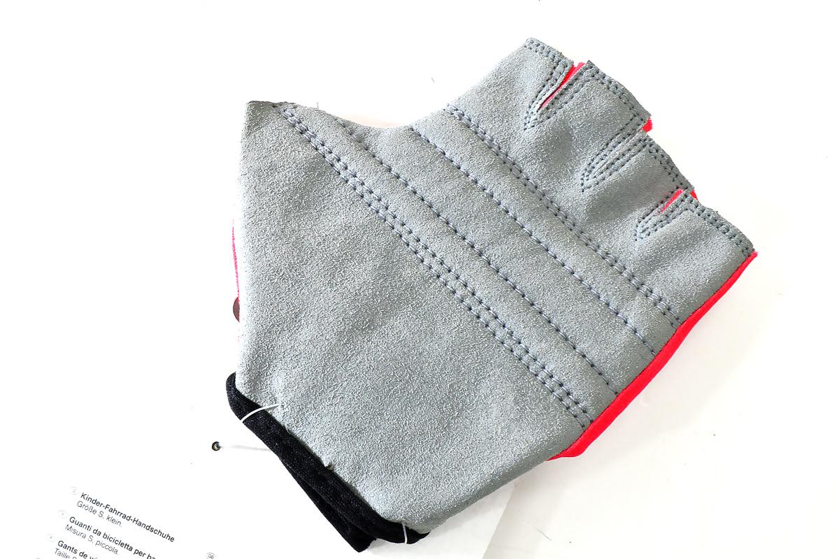neu kinder fahrrad handschuhe rot mit motiv gr sse xs ebay. Black Bedroom Furniture Sets. Home Design Ideas